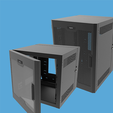 WALL-MOUNT CABINETS