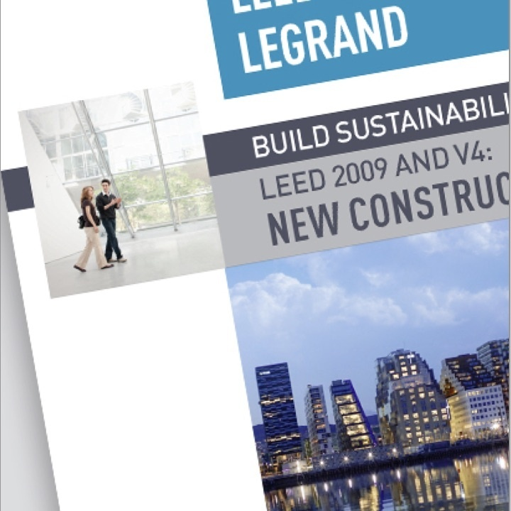 Legrand's LEED with Legrand Guide PDF