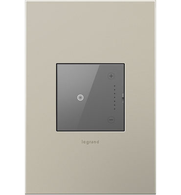adorne Magnesium Touch Dimmer