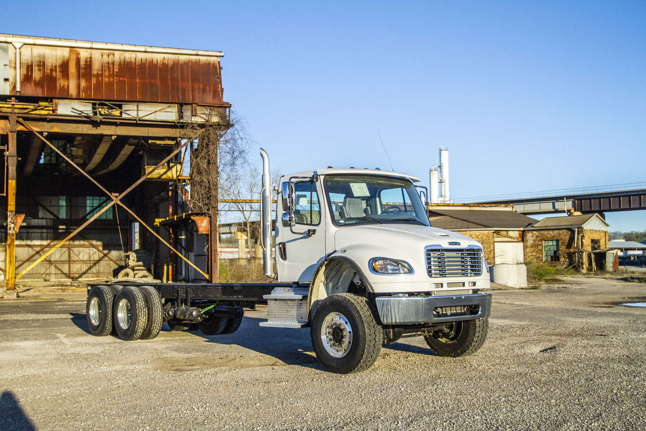 2020 Freightliner M2106 6x6 Cab & Chassis - Custom Truck One Source
