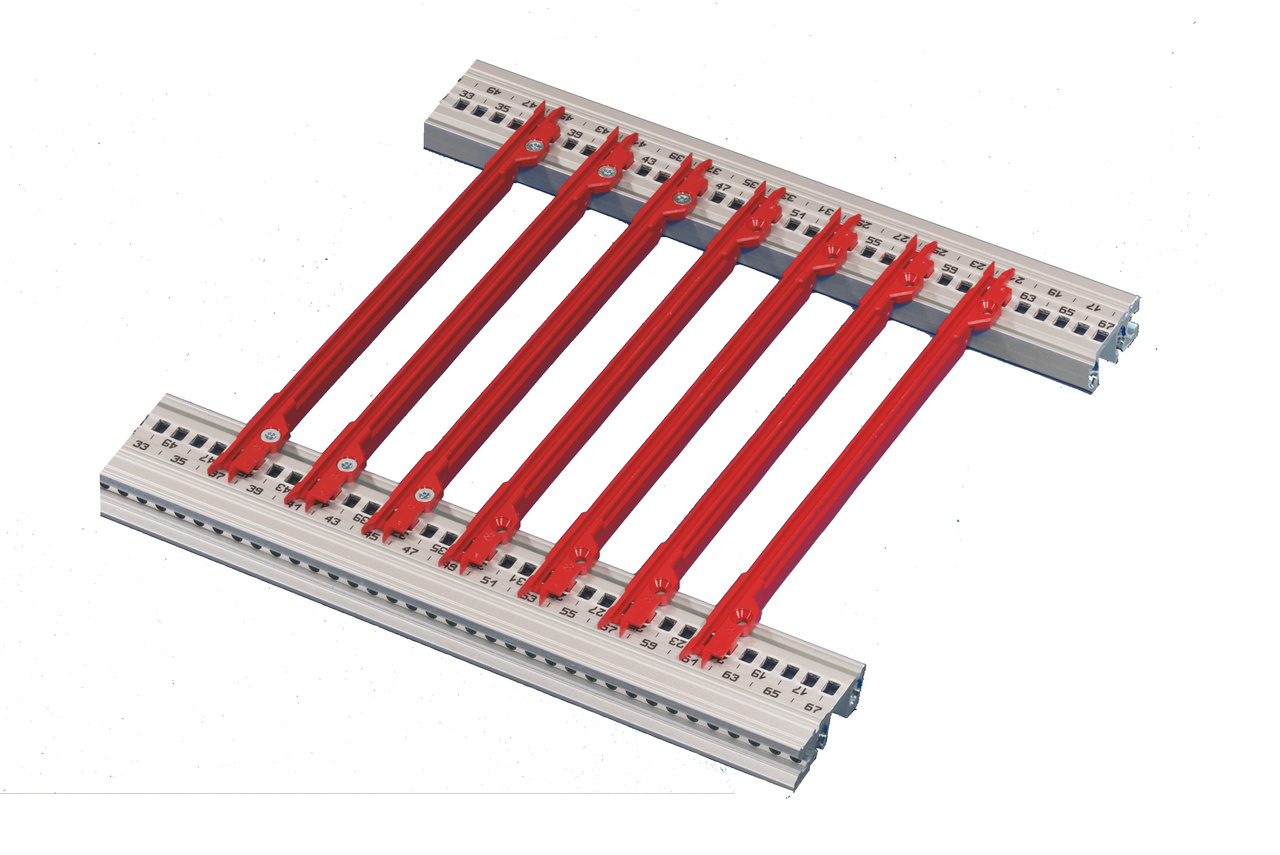 Image for EuropacPRO kit, flexible design, shielded, for backplane mounting CompactPCI compatible from Schroff - North America