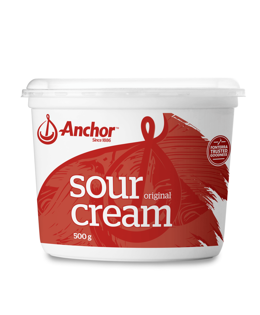 Anchor Sour Cream Original 500g tub