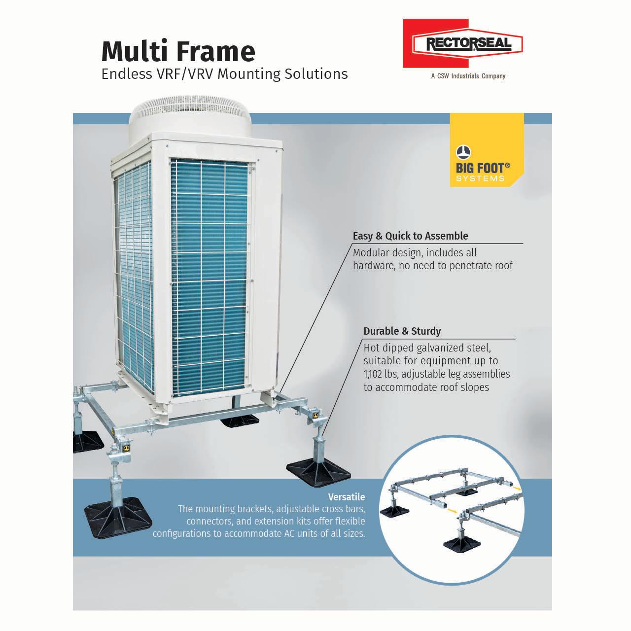 Big Foot Multi-Frame Flyer