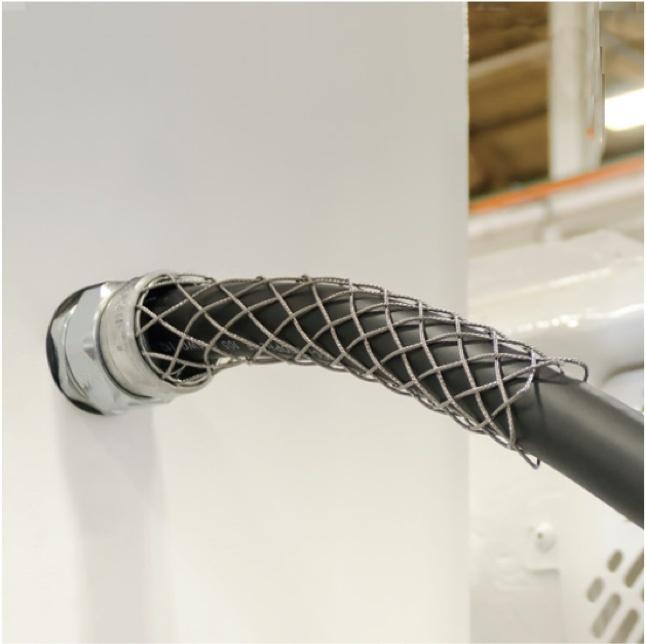 Wire Mesh Grips - Flexcor