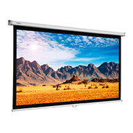 Projection screens for EMEA