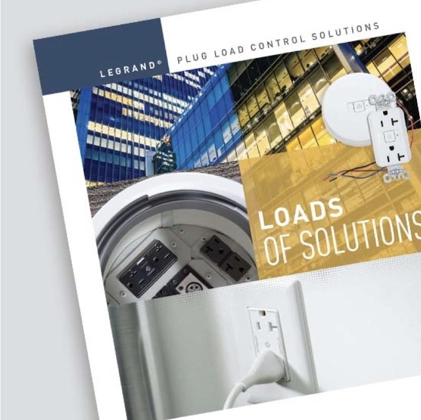 Legrand Plug Load Control Brochure - Download