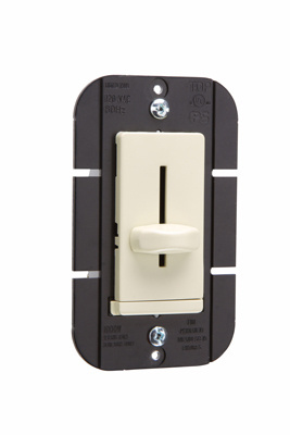 LS Series Incandescent Slide Dimmer, LS1000I