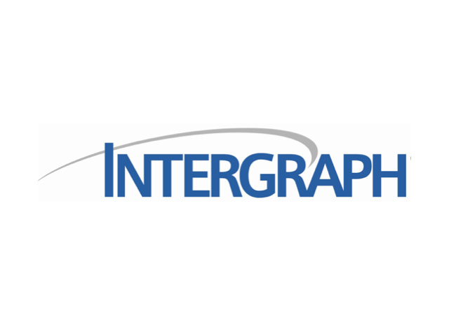 Intergraph text logo