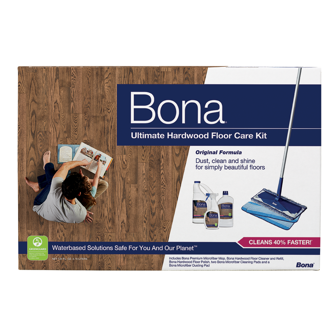 Bona 174 Ultimate Hardwood Floor Care Kit Bona Us