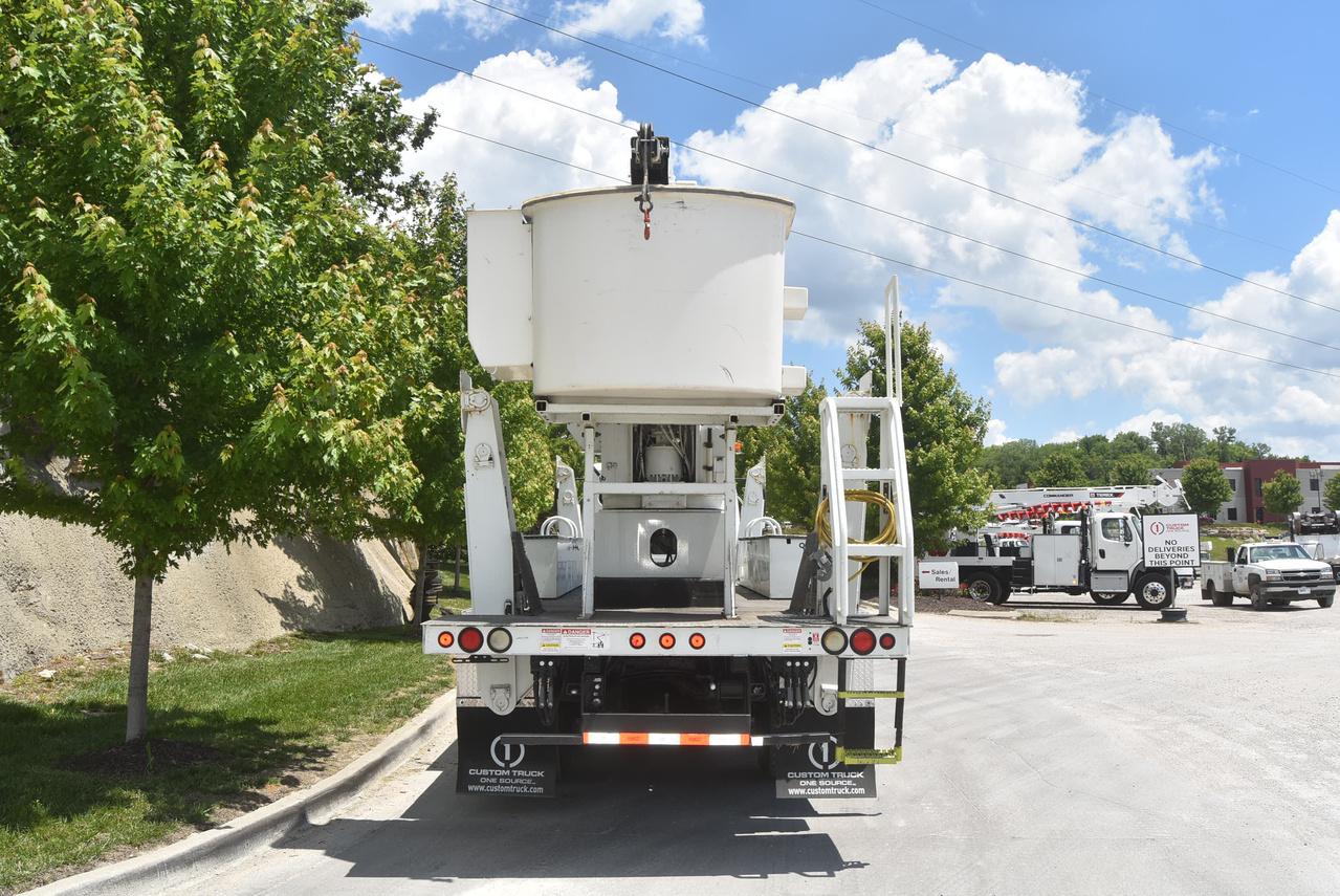 2015 Freightliner M2112 8x6 Terex TM125 Bucket Truck