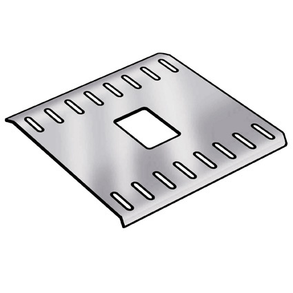 Fiber Trough  Bottom Alignment Plate, FTBP