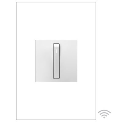 Whisper™ Wi-Fi Ready Remote Switch, White