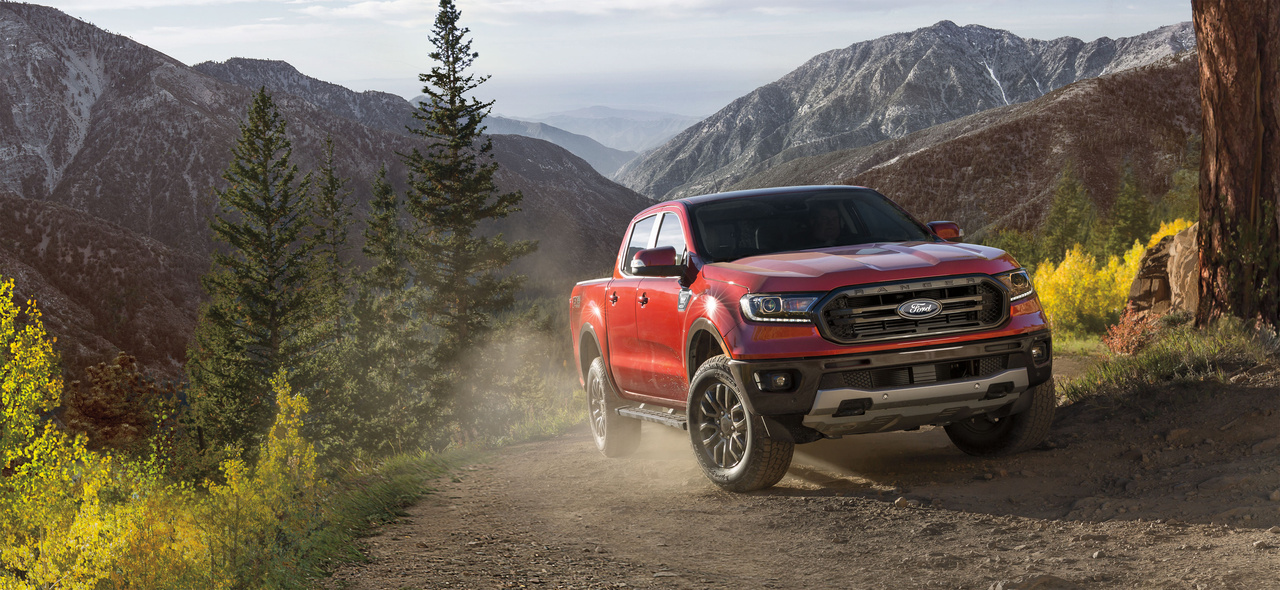 2019 Ford Ranger in Cedar Springs