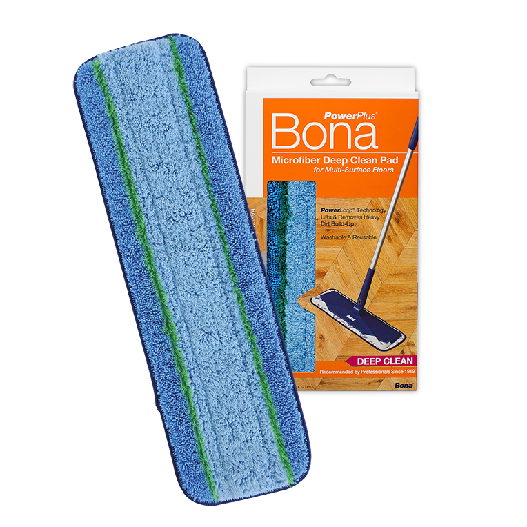 Bona PowerPlus® Microfiber Deep Clean Pad