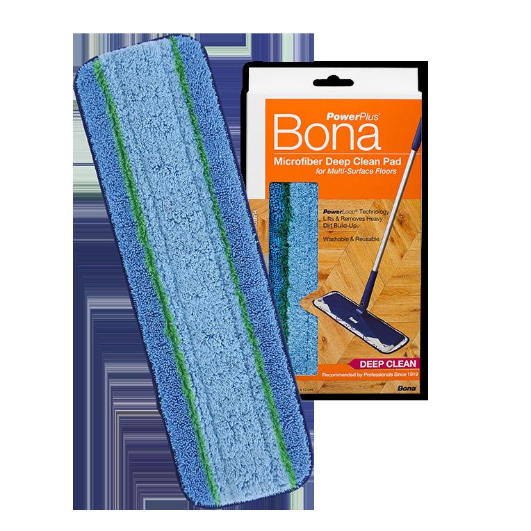 Bona PowerPlus® Microfiber Deep Clean Pad