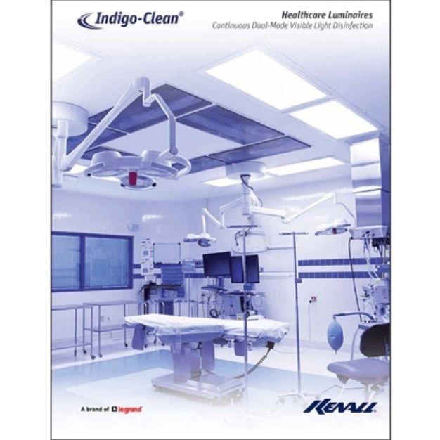 Indigo-Clean Healthcare Luminaires Brochure