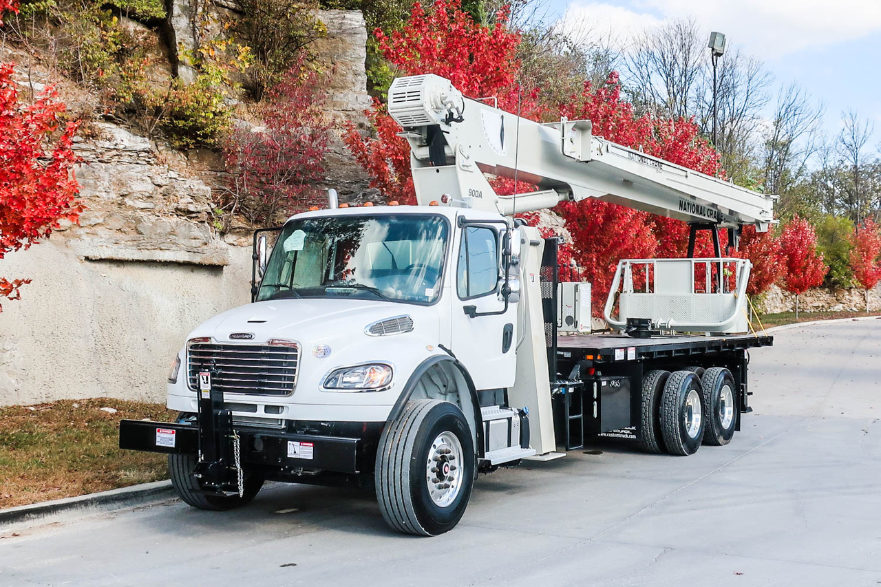 2020 Freightliner M2106 6x4 National NC9103A Boom Truck