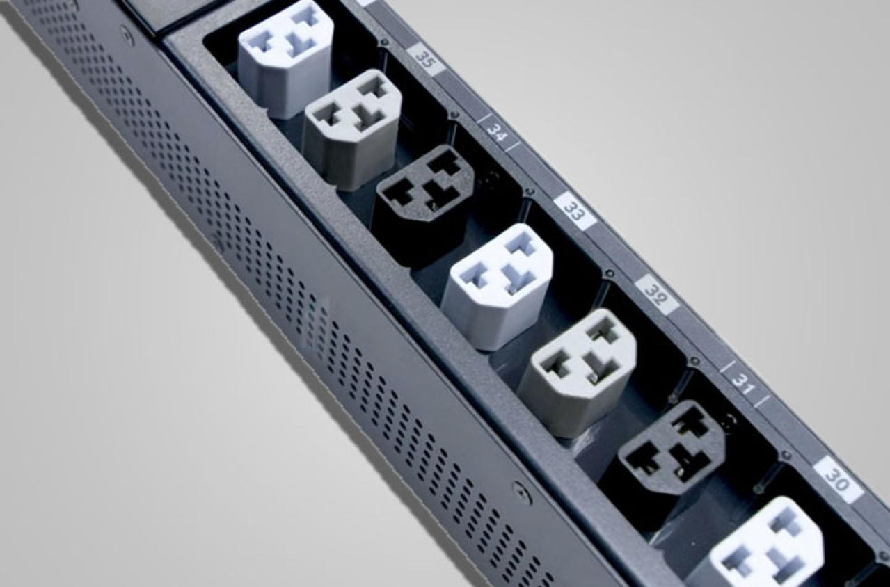 Image of Server Technology Rack Power Distribution with alternating phase technology
