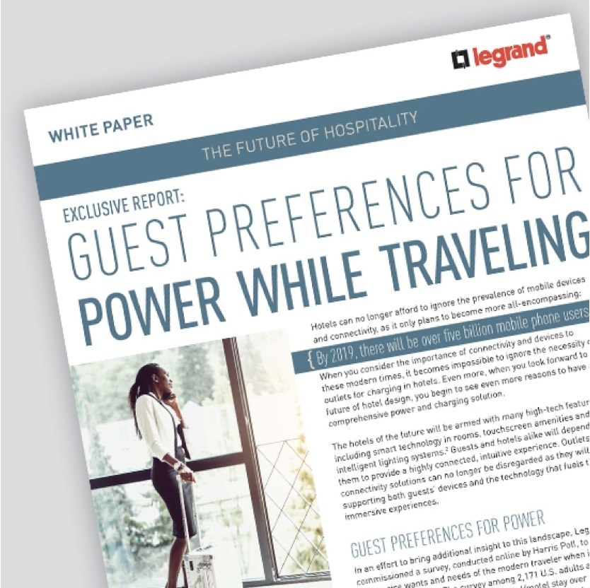 Guest Preferences - Hospitality White Paper