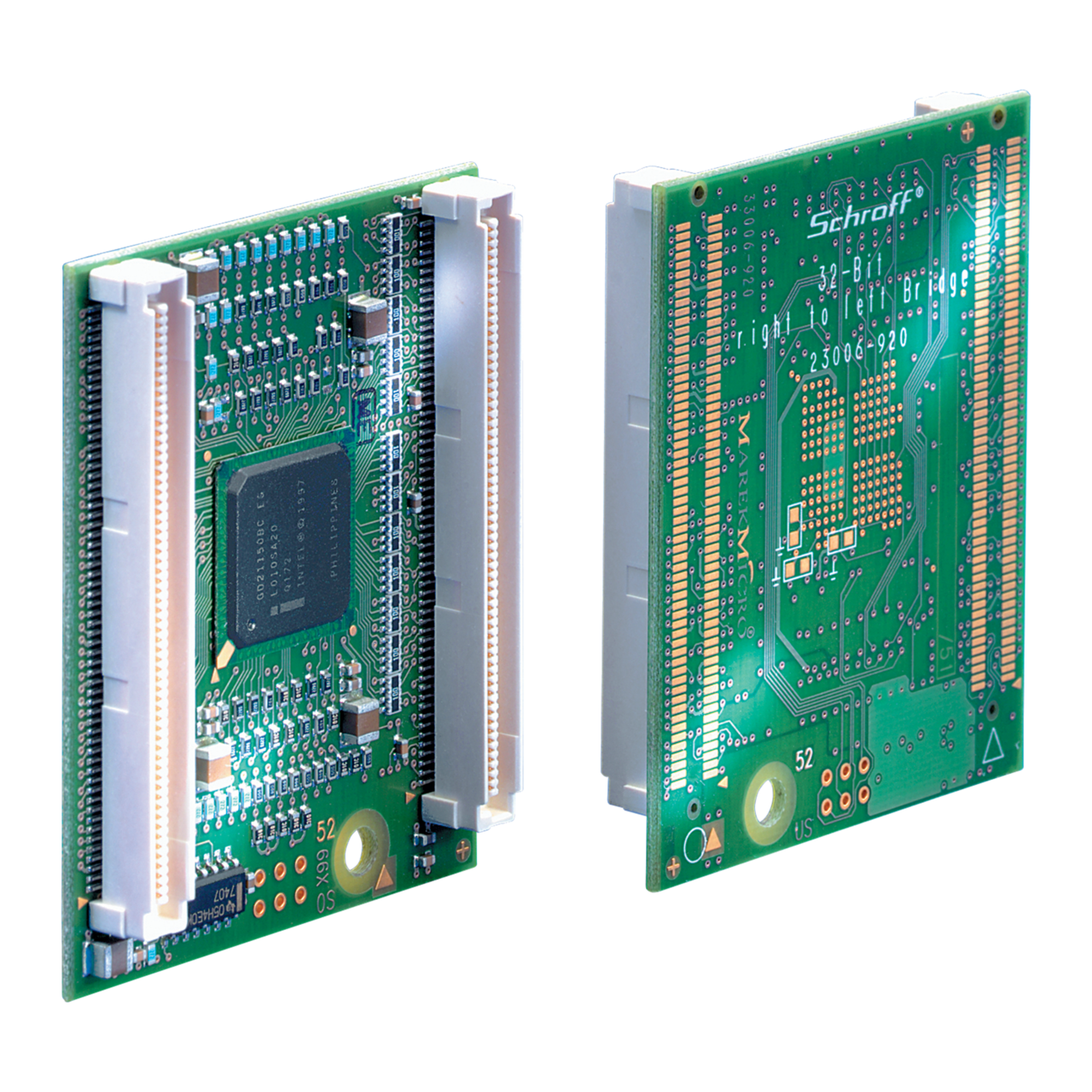 Image for CompactPCI bridge, 32-bit, 33 MHz from nVent SCHROFF | Europe, Middle East, Africa and India