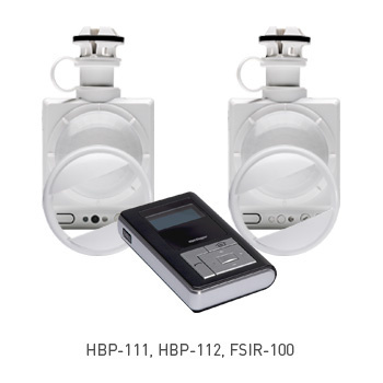 Pass & Seymour HBP-111-L7 120/230/277/347 VAC White High/Low Bay Passive Infrared Occupancy Sensor with IR Remote Capability