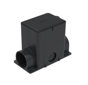 880MP2 Nonmetallic Floor Box
