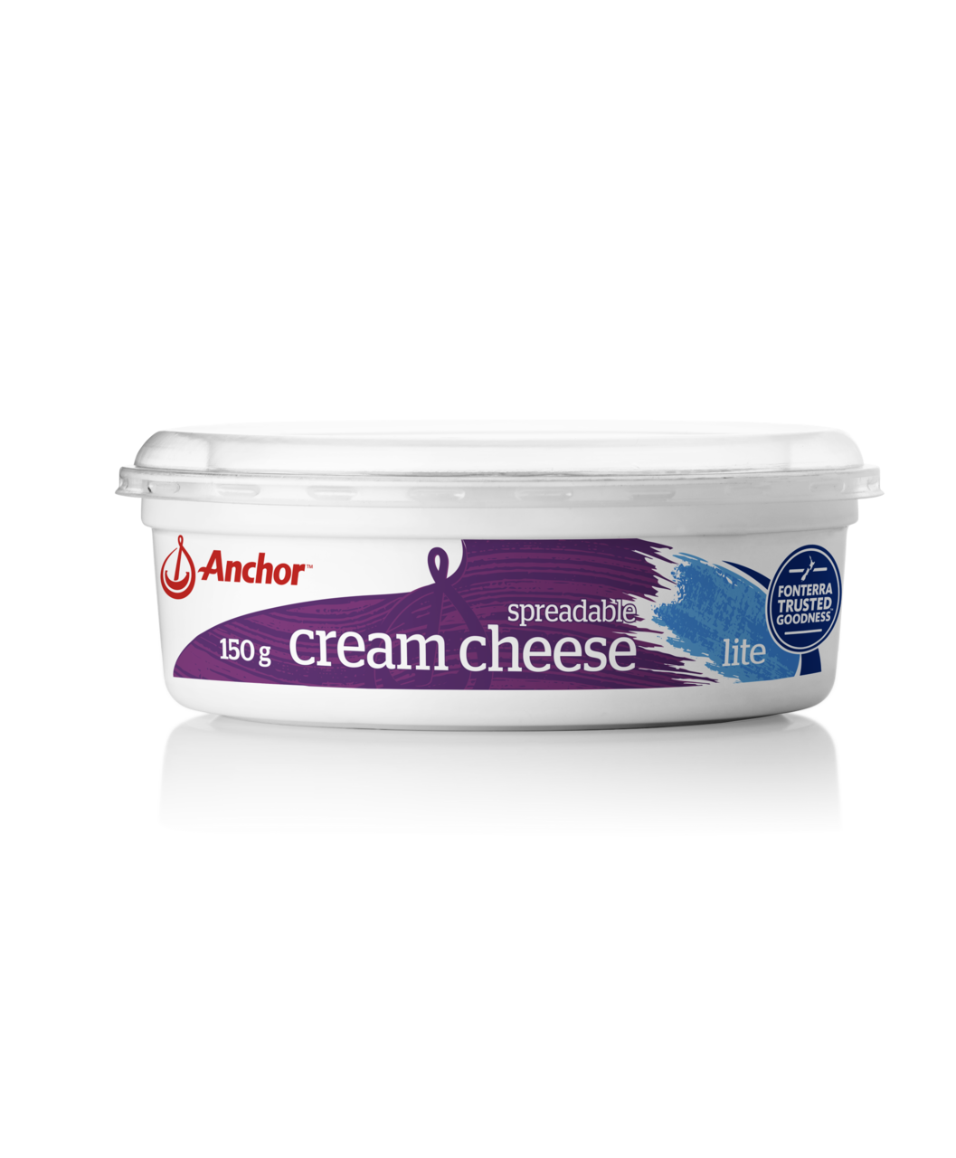 Anchor Cream Cheese Lite Spreadable 150g tub