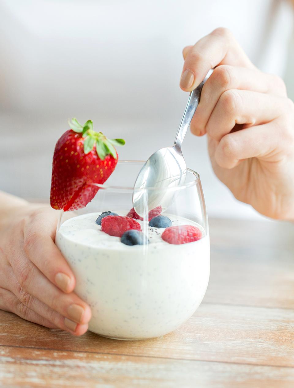 Yogurt Range - Low In Fat & Less Sugar | Fernleaf - MY