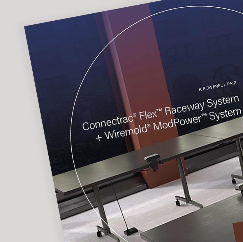 Connectrac Flex & ModPower brochure