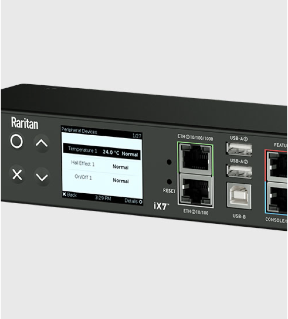 Smart Rack Controller from Raritan