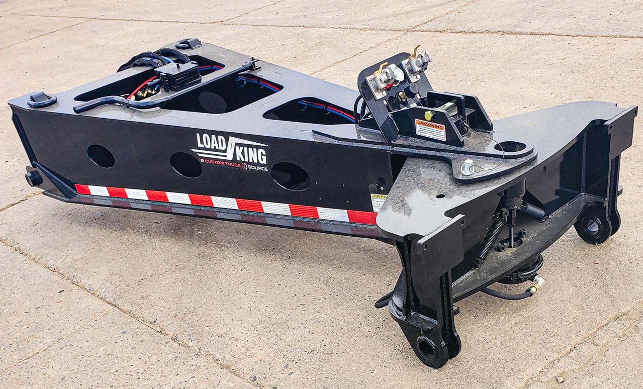 2021 Load King SB141/2-HD-43 Trailer