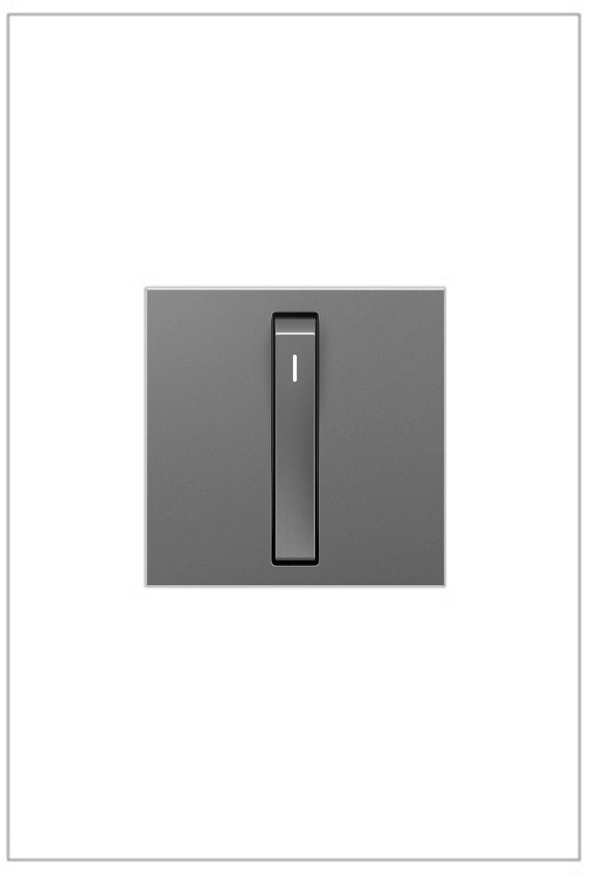 whisper dimmer switch 1100w magnesium