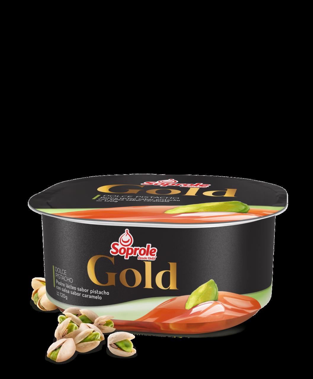 Soprole Gold Dolce Pistacho