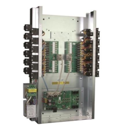 Image of lighting control panels