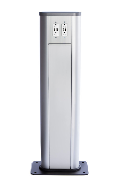 Vista Point5 USB Pedestal, VSP5662345USB