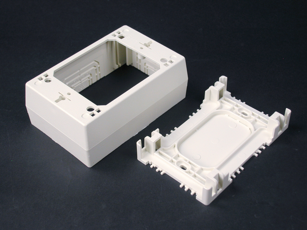 NM2000 Sure-Snap Deep Device Box Fitting, NM2048, NM2048-WH, NM2048 ...