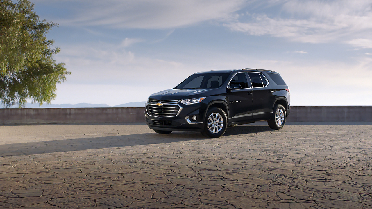 2019 Chevy Traverse Norman Frede Chevrolet In Houston