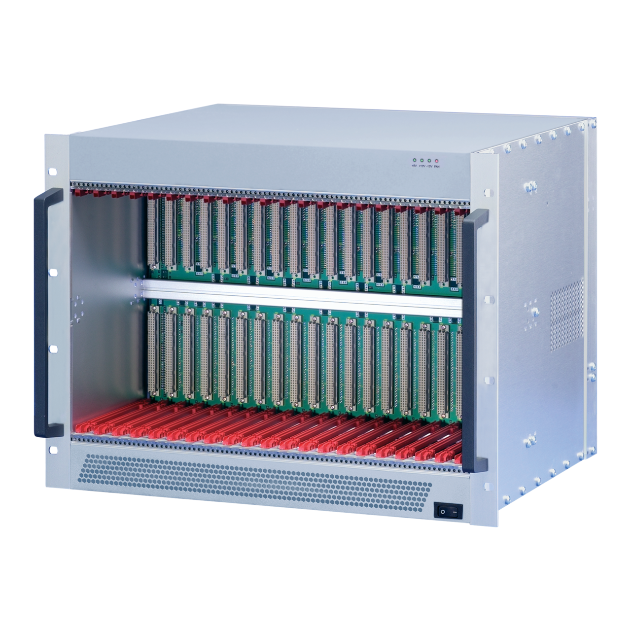 Image for VME-based systems 8 U, 21 slot from nVent SCHROFF | Europe, Middle East, Africa and India