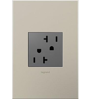 20A Tamper-Resistant Outlet | Legrand