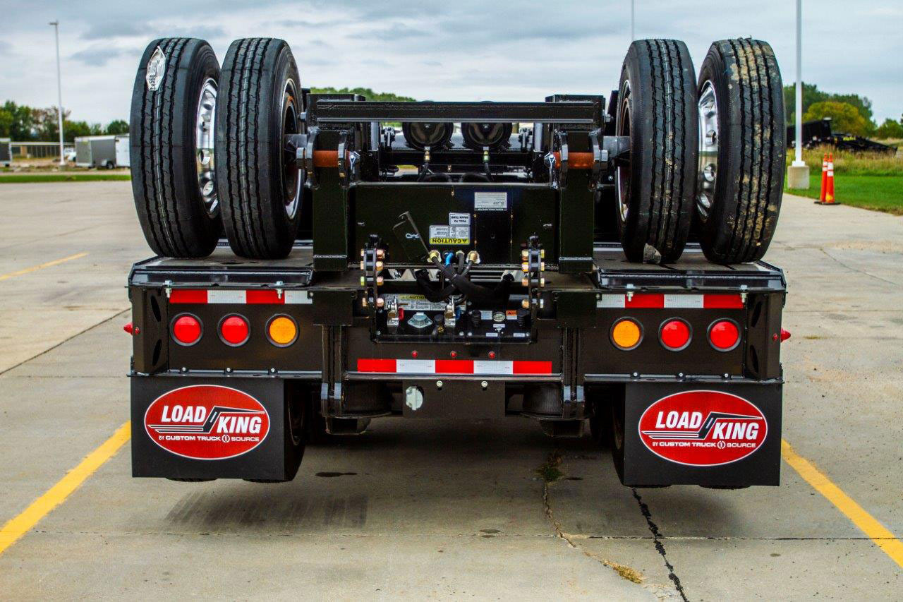 2021 Load King 503/605 SS SFF Trailer