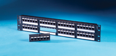 Category 5e patch panel, OR-SP5EU48