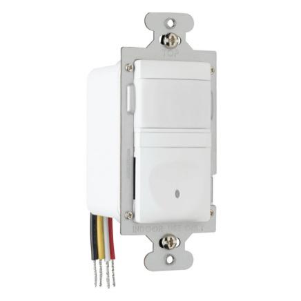wall box vacancy sensor