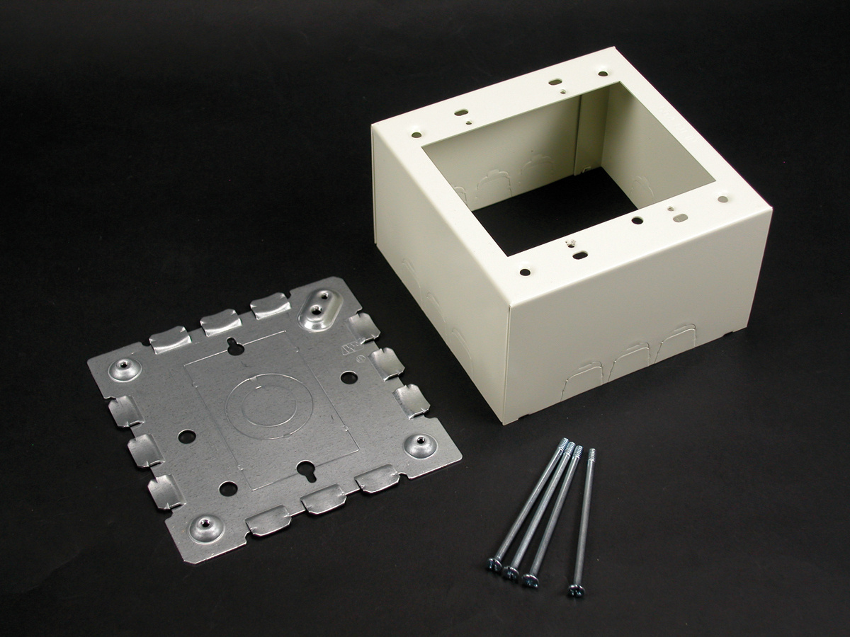 Extra Deep Switch & Receptacle Box, 5744-2