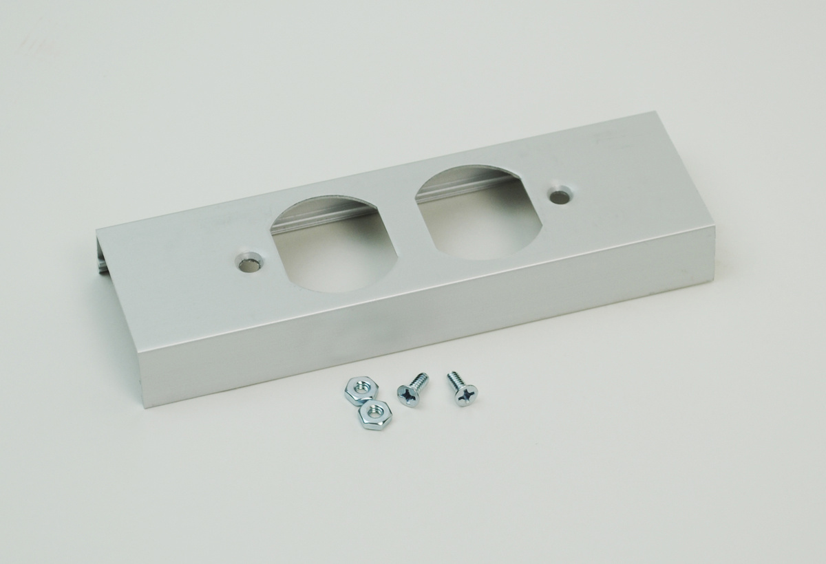 AL2400 Duplex Receptacle Cover Plate, AL2446P-D | Legrand