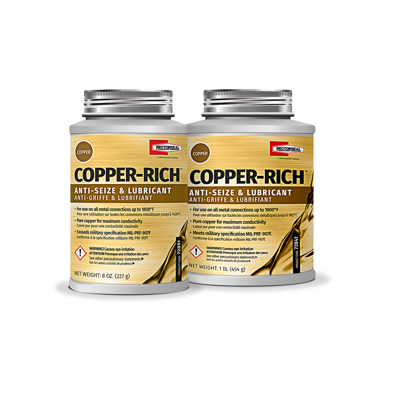 Copper-Rich Family