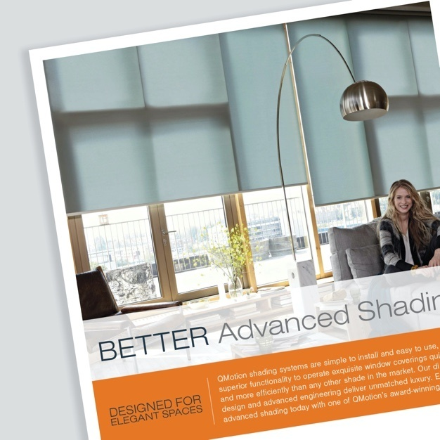 QMotion Better Advance Shading Product Resource