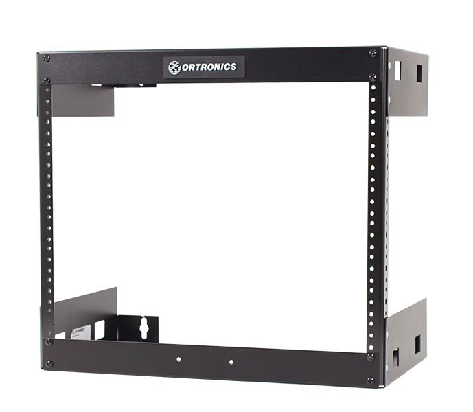 Ortronics Wall Mount Rack Fixed 8-12