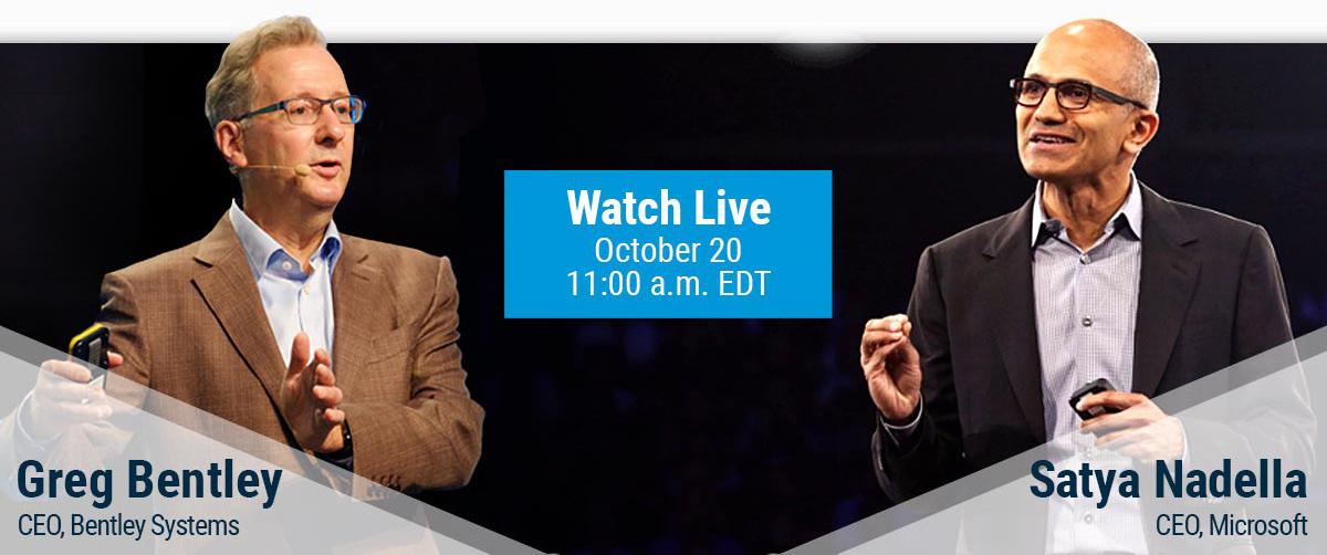 BIG NEWS! Satya Nadella, Microsoft CEO, keynotes at YII 2020