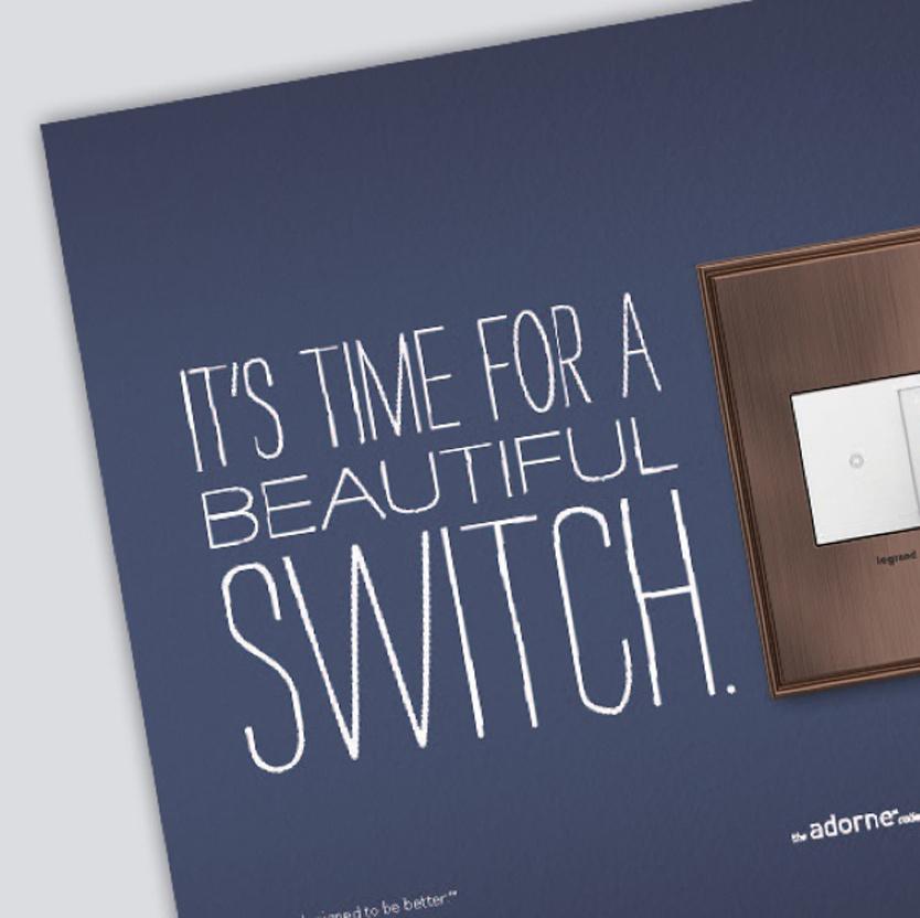adorne consumer brochure cover