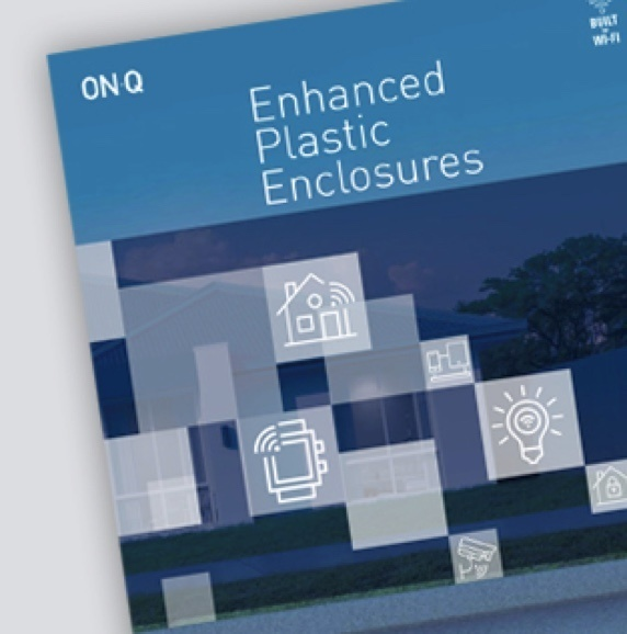 Enhanced plastic enclosure brochure